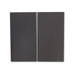 HON38247S - 38000 Series Flipper Doors for Stack-On Open Shelf Unit