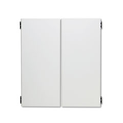 HON38249Q - HON® 38000 Series Flipper Doors for Stack-On Open Shelf Unit