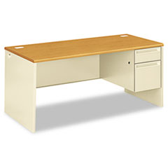 HON38291RCL - HON® 38000 Series Single Pedestal Desk
