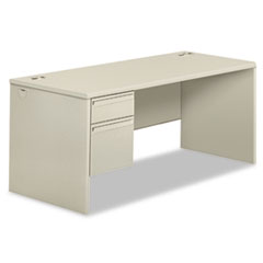 HON38291RQQ - HON® 38000 Series Single Pedestal Desk