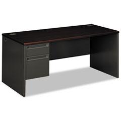 HON38292LNS - HON® 38000 Series Single Pedestal Desk