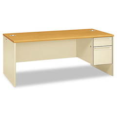 HON38293RCL - HON® 38000 Series™ Single Pedestal Desk