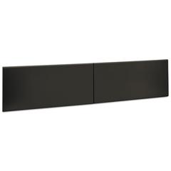 HON387215LS - HON® 38000 Series™ Flipper Doors for Stack-On Open Shelf Unit
