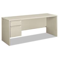 HON38855LQQ - HON® 38000 Series Single Pedestal Credenza