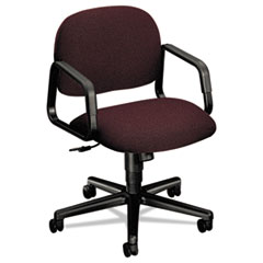 HON4002AB62T - HON® Solutions® 4000 Series Seating Mid-Back Swivel/Tilt Chair with Arms