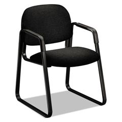 HON4008AB10T - HON® Solutions Seating® 4000 Series Sled Base Guest Chair
