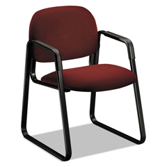 HON4008AB62T - HON® Solutions Seating® 4000 Series Sled Base Guest Chair