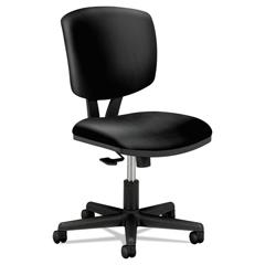 HON5703SB11T - HON® Volt® Series Leather Task Chair with Synchro-Tilt