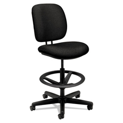 HON5905AB10T - HON® ComforTask® Task Stool with Adjustable Footring