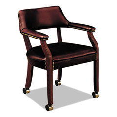 HON6552NEJ65 - HON® 6550 Series Guest Arm Chair with Casters