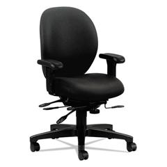 HON7628CU10T - HON® Unanimous® High Performance, Mid-Back Task Chair