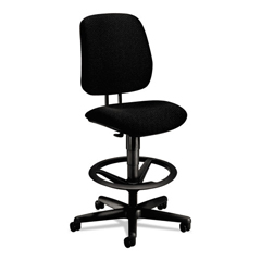 HON7705AB10T - HON® 7700 Series Task Stool with Adjustable Footring