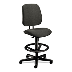 HON7705AB12T - HON® 7700 Series Task Stool with Adjustable Footring