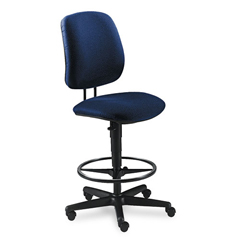 HON7705AB90T - HON® 7700 Series Task Stool with Adjustable Footring