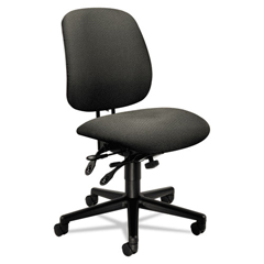 HON7708AB12T - HON® 7700 Series High-performance Task Chair with Asynchronous Control Seat Glide