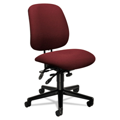 HON7708AB62T - HON® 7700 Series High-performance Task Chair with Asynchronous Control Seat Glide