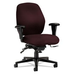 HON7828NT69T - HON® 7800 Series Mid-Back, High Performance Task Chair