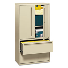 HON785LSL - HON® Brigade™ 700 Series Lateral File with Storage