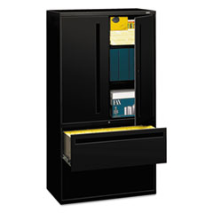 HON785LSP - HON® Brigade™ 700 Series Lateral File with Storage