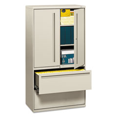 HON785LSQ - HON® Brigade™ 700 Series Lateral File with Storage
