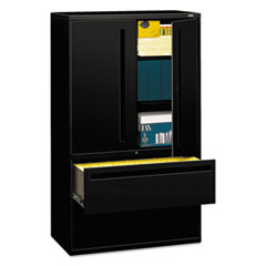 HON795LSP - HON® Brigade™ 700 Series Lateral File with Storage
