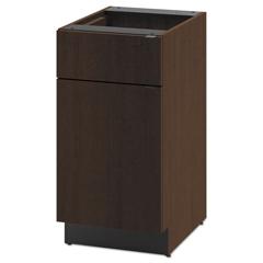 HONHPBC1D1D18MO - HON® Modular Hospitality Single Base Cabinet