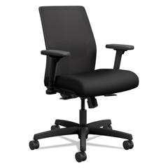 HONI2L1AMLC10TK - HON® Ignition 2.0™ Ilira-Stretch Low-Back Mesh Task Chair