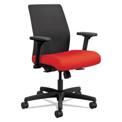 HONI2L1AMLC67TK - HON® Ignition 2.0™ Ilira-Stretch Low-Back Mesh Task Chair