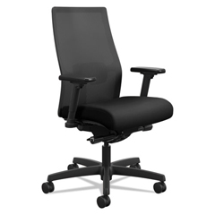 HONI2M2AMLC10TK - HON® Ignition 2.0™ Ilira-Stretch Mid-Back Mesh Task Chair