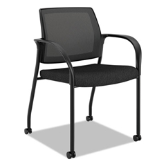 HONIS107NT10 - HON® Ignition® Series Mesh Back Mobile Stacking Chair