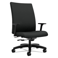 HONIW801CU10 - HON® Ignition® Series Big & Tall Mid-Back Work Chair