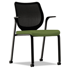 HONN606NR74 - HON® Nucleus® Series Multipurpose Stacking Chair with ilira®-Stretch M4 Back