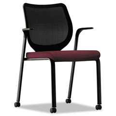 HONN606NT69 - HON® Nucleus® Series Multipurpose Stacking Chair with ilira®-Stretch M4 Back