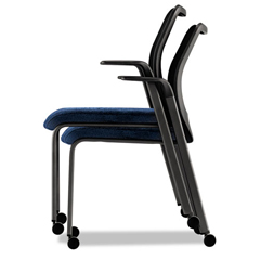 HONN606NT90 - HON® Nucleus® Series Multipurpose Stacking Chair with ilira®-Stretch M4 Back