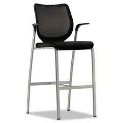 HONN709NT10T1 - HON® Nucleus® Series Caf-Height Stool with ilira®-Stretch M4 Back