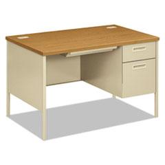 HONP3251RCL - HON® Metro Classic Series Single Pedestal Desk