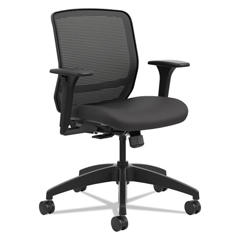 HONQTMMY1ACU10 - HON® Quotient™ Series Mesh Mid-Back Task Chair