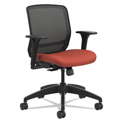 HONQTMMY1ACU42 - HON® Quotient™ Series Mesh Mid-Back Task Chair