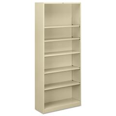 HONS82ABCL - HON® Brigade® Metal Bookcases