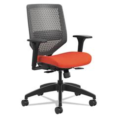 HONSVMR1ACLCO46 - HON® Solve™ Series ReActiv™ Back Task Chair