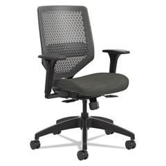 HONSVR1ACLC10TK - Solve Series ReActiv Back Task Chair, Ink/Charcoal