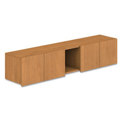 HONVHF72C - HON® Voi® Four-Door Overhead Cabinet with Cubby