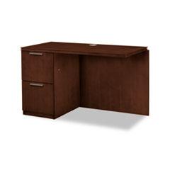 HONVW182LC1Z9FF - HON® Arrive™ Wood Veneer Series Return for Single Pedestal Desk