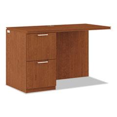 HONVW182LC1Z9JJ - HON® Arrive™ Wood Veneer Series Return for Single Pedestal Desk
