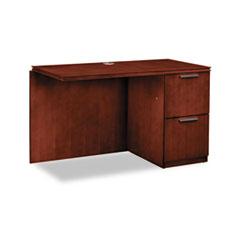 HONVW182RC1Z9JJ - HON® Arrive™ Wood Veneer Series Return for Single Pedestal Desk