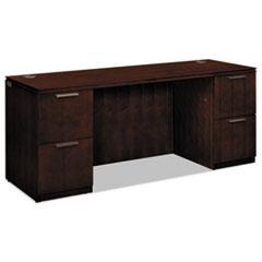 HONVW271DC1Z9FF - HON® Arrive™ Wood Veneer Series Kneespace Credenza