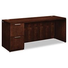 HONVW271LC1Z9FF - HON® Arrive™ Wood Veneer Series Single Pedestal Credenza