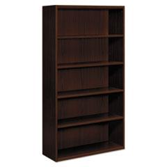 HONVW612XFF - HON® Arrive™ Wood Veneer Series Five-Shelf Bookcase