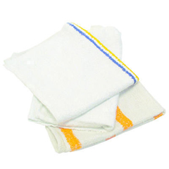 HOS534-25BP - Hospital Specialty Co. Value Counter Cloth/Bar Mop