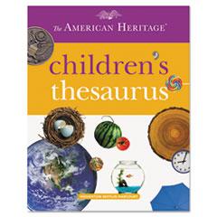 HOU1472086 - Houghton Mifflin American Heritage® Childrens Thesaurus